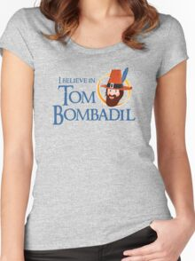 I believe in Tom Bombadil Women's Fitted Scoop T-Shirt