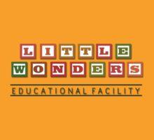 Bioshock Little Wonders Educational Facility Logo by tysmiha