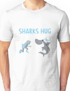 Sharks Friendship Unisex T-Shirt
