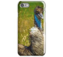 Emu iPhone Case/Skin
