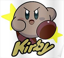 Kirby Nintendo Poster