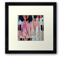 Lewd Lover Framed Print