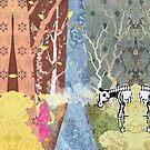 The Last Unicorn by KatArtDesigns
