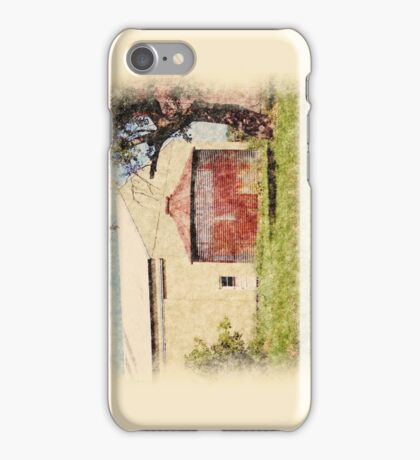 Mount Forest Township Farm iPhone Case/Skin
