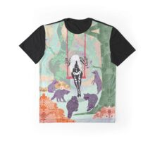 A Secret Garden Graphic T-Shirt