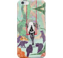 A Secret Garden iPhone Case/Skin