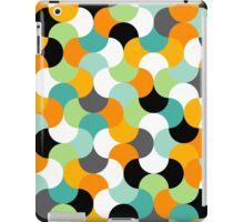 Colorful geometric pattern iPad Case/Skin