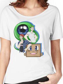 E P I C   B R O S Women's Relaxed Fit T-Shirt