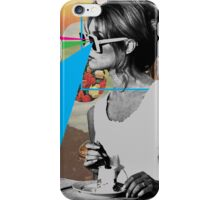 can't see people hurt iPhone Case/Skin
