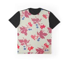 Old pattern with flowers Graphic T-Shirt