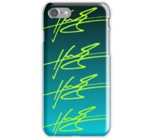 Hunter Hayes Ombré  iPhone Case/Skin