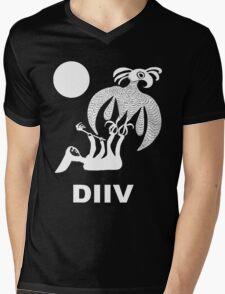 DIIV Mens V-Neck T-Shirt