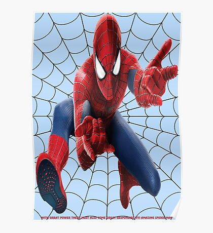 The Amazing Spider Man Poster