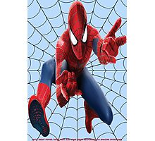 The Amazing Spider Man Photographic Print