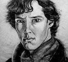 Sherlock by SkyeWieland