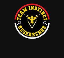 Pokémon Go - Team Instinct Researcher Unisex T-Shirt