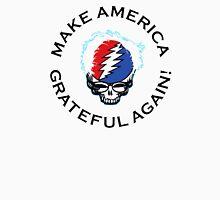 make america grateful again logo Unisex T-Shirt