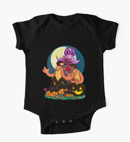 Trick or Treat! One Piece - Short Sleeve