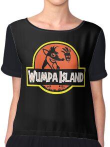 Wumpa Island Chiffon Top