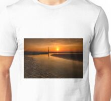 Seascape Sunset Unisex T-Shirt