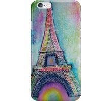 Le Eiffel tour  iPhone Case/Skin