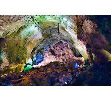 Carlsbad Caverns Study 11  Photographic Print
