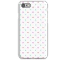 Playstation Pattern iPhone Case/Skin