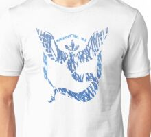 Team Mystic Scribble Unisex T-Shirt