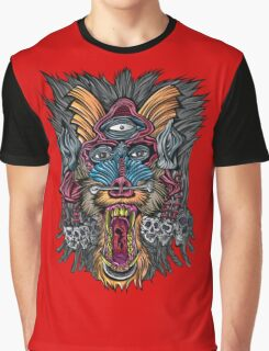 The Witch Doctor Graphic T-Shirt