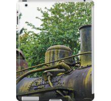 Locomotive Engine iPad Case/Skin