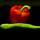 Red and green by katarina86