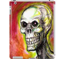 SKULL EYES iPad Case/Skin