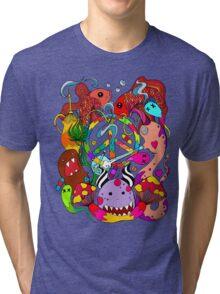 4:20 Tri-blend T-Shirt