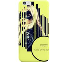 Laurel Lance - Black Canary iPhone Case/Skin