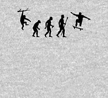 Funny Skateboarding Evolution Unisex T-Shirt