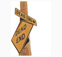 Dead End (Cut Out Version) Kids Tee