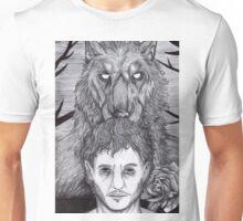 Werewolf Will (bw) Unisex T-Shirt