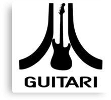 Guitari Canvas Print