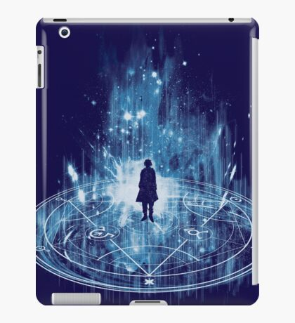 transmutation iPad Case/Skin