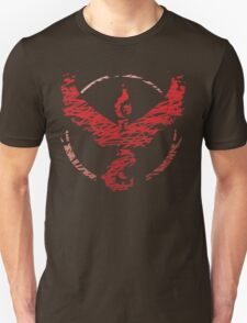 Team Valor Scribble Unisex T-Shirt