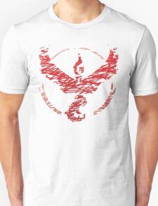 Team Valor Scribble Unisex T-Shirt