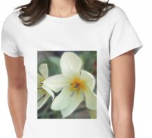 Gentle Tulip Womens Fitted T-Shirt