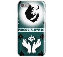 Magus runes iPhone Case/Skin