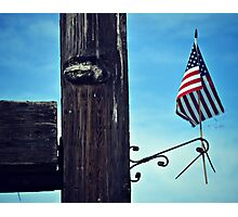 July 4th Photographic Print
