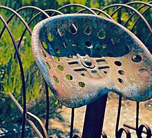 Rusty Seat by kchase