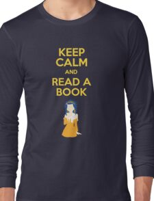 Read a Book Long Sleeve T-Shirt