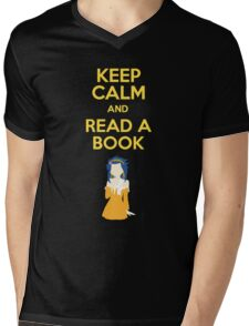 Read a Book Mens V-Neck T-Shirt