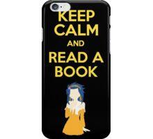 Read a Book iPhone Case/Skin