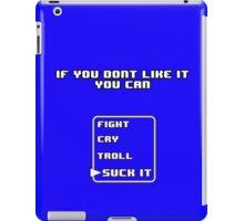 My Personal Slogan iPad Case/Skin