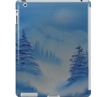 a winters day iPad Case/Skin